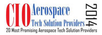 20 Most Promising Aerospace Tech Solution Providers - 2014
